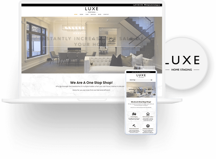 Luxe Home Staging