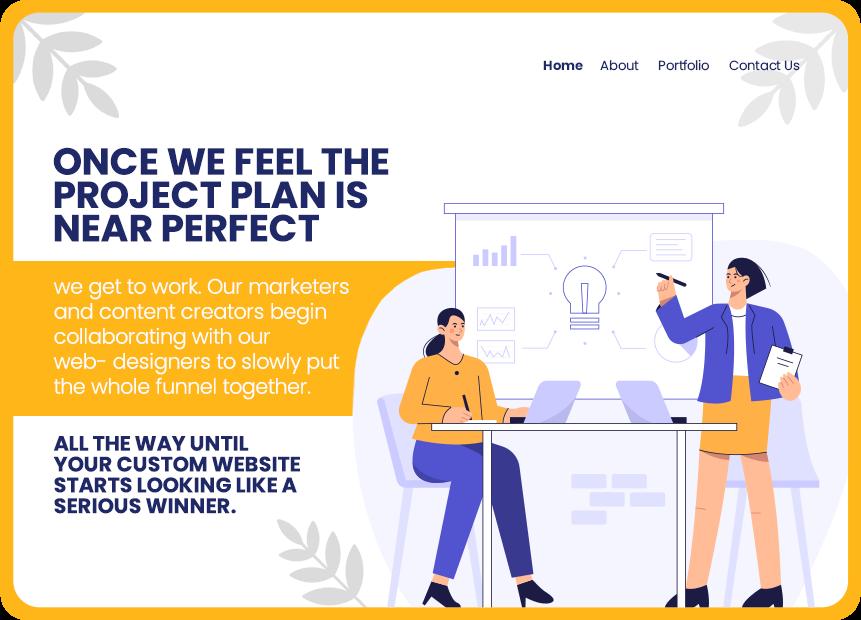 Web design Agency in Brampton
